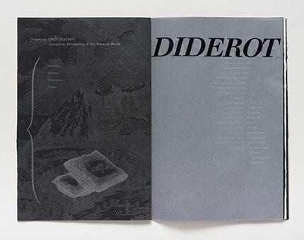 "Ken Botnick ""Diderot Project"", 2015"
