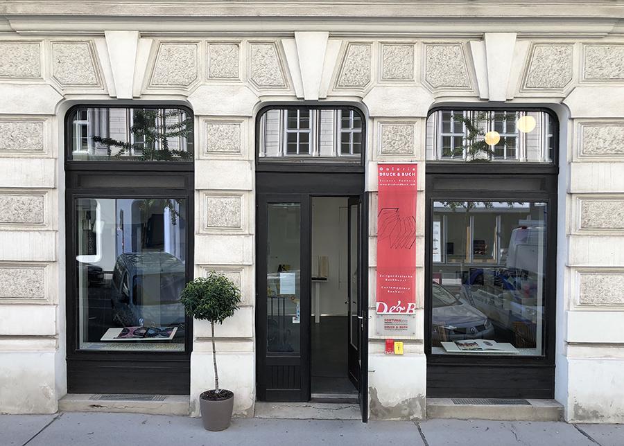 Galerie Druck und Buch