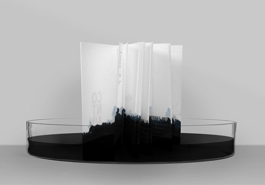 Stefan Gunnesch / Yoko Ono: Container - Water Sculpture